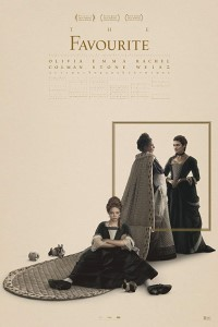 The Favourite [2018] -click for show times