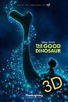 The Good Dinosaur (IN 3D) -click for show times