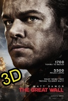 The Great Wall (IN 3D) (cc/ds) -click for show times