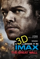 The Great Wall (IMAX EXPERIENCE IN 3D) -click for show times