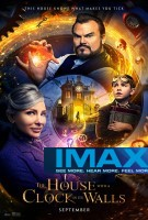 The House With A Clock In Its Walls (IMAX EXPERIENCE) (cc/dvs) -click for show times