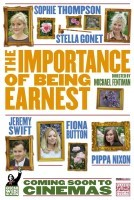 The Importance Of Being Earnest [2018] -click for show times