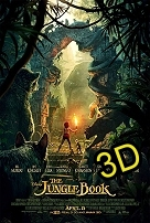 The Jungle Book (2016) (IN 3D) (cc) -click for show times