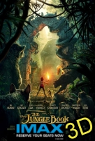 The Jungle Book (2016) (IMAX EXPERIENCE IN 3D) -click for show times