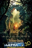 The Jungle Book (2016) (ULTRAAVX 3D) -click for show times