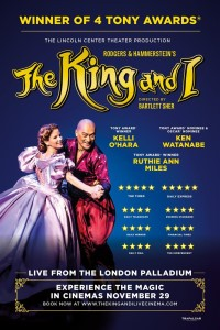 The King And I [2018] -click for show times