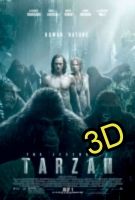 The Legend Of Tarzan (2016) (IN 3D) (cc/ds) -click for show times