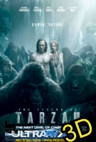 The Legend Of Tarzan (2016) (ULTRAAVX 3D) -click for show times