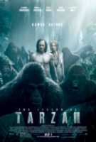 The Legend Of Tarzan (2016) (cc/ds) -click for show times