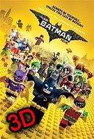The Lego Batman Movie (IN 3D) (cc/ds)