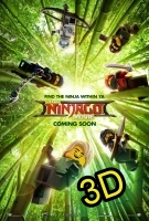 The Lego Ninjago Movie (IN 3D) (cc) -click for show times