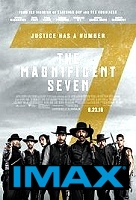 The Magnificent Seven (2016) (IMAX EXPERIENCE) -click for show times
