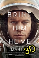 The Martian (IN 3D) (cc) -click for show times