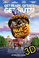The Nut Job 2: Nutty By Nature (IN 3D) (cc/dvs) -click for show times