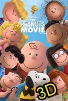 The Peanuts Movie (IN 3D) (cc) -click for show times
