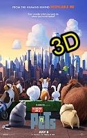 The Secret Life Of Pets (IN 3D) (cc/ds) -click for show times