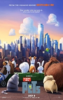 The Secret Life Of Pets -click for show times