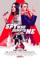 The Spy Who Dumped Me (cc/dvs)