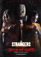 The Strangers: Prey At Night (cc/dvs) -click for show times