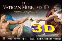 The Vatican Museums (2007) ( In 3D ) -click for show times