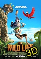 The Wild Life (2016) (IN 3D) (cc/ds) -click for show times