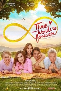 Three Words To Forever -click for show times