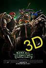 Teenage Mutant Ninja Turtles (2014) ( In 3D ) -click for show times