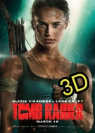 Tomb Raider (2018) (IN 3D) (cc) -click for show times