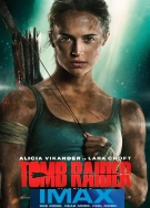 Tomb Raider (2018) (IMAX EXPERIENCE) (cc/dvs) -click for show times
