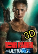 Tomb Raider (2018) (ULTRAAVX IN 3D) -click for show times