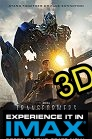 Transformers: Age Of Extinction ( A 3D IMAX EXPERIENCE ) -click for show times