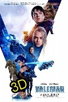 Valerian And The City Of A Thousand Planets (IN 3D) -click for show times