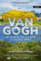 Van Gogh. Of Wheat Fields And Clouded Skies ( Italian, French & English-w/e.s.t. )