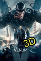 Venom (IN 3D) (cc/dvs) -click for show times