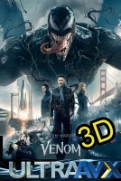 Venom (ULTRAAVX 3D) -click for show times
