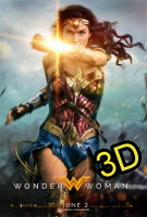 Wonder Woman (2017) (IN 3D) (Reserved Seating)