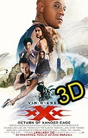 xXx: Return Of Xander Cage (IN 3D) (cc/ds) -click for show times