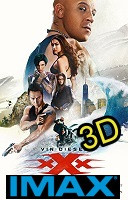 xXx: Return Of Xander Cage (IN 3D) (IMAX EXPERIENCE) -click for show times