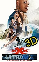 xXx: Return Of Xander Cage (ULTRAAVX 3D) -click for show times