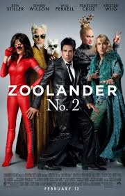 Zoolander No. 2 -click for show times