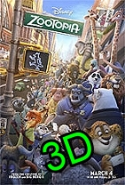 Zootopia (IN 3D) (cc) -click for show times